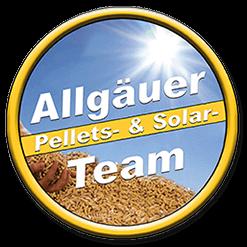 Allgäuer Pellets- & Solar-Team Logo